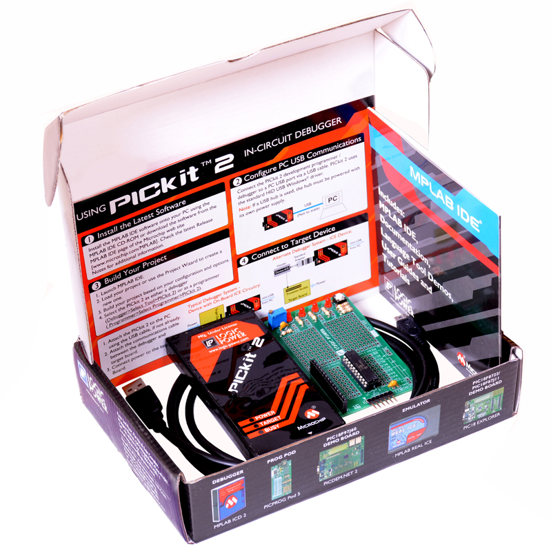 PICkit 2 Starter Kit