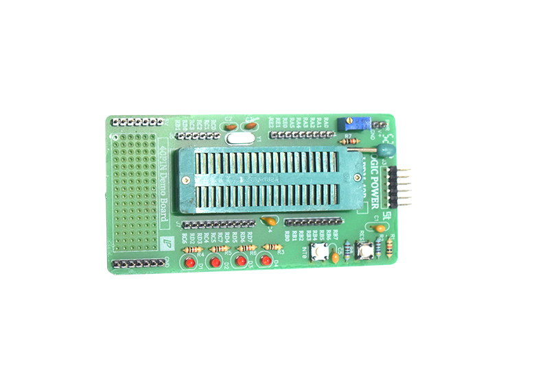 40 PIN DEMO BOARD
