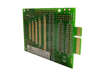 Graphics Display Prototype Board