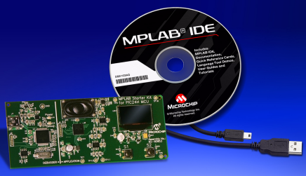 MPLAB Starter Kit For PIC24H Mcus