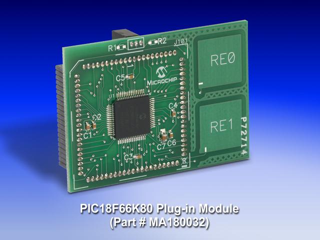 PIC18F66K80 PIM