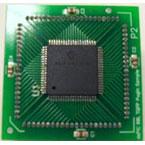 dsPIC 80P QFP Plug-In Module (6014A)