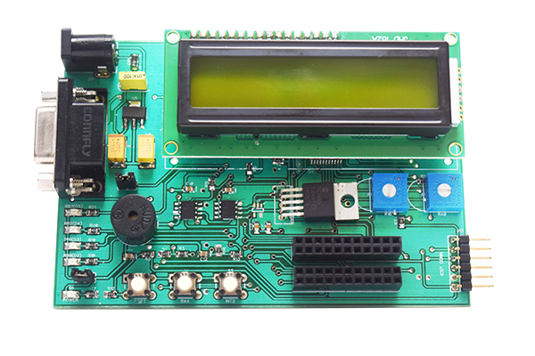 PIC18F4550 Demo Board