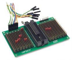 ISP2ZIF Socket