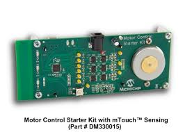 Motor Control Starter Kit With Mtouch Sensing